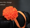 Shiera Mini Orange Headband