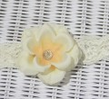 Anabelle Cream Headband