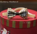 Candie Burberry Headband