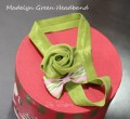 Madelyn Green Headband