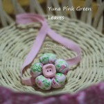 yuna pink green leaves 35